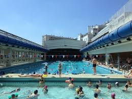 swimming pools in paris time out paris when paris s legendary piscine molitor art deco showpiece birthplace of the bikini and er the monokini star of life of pi playground for