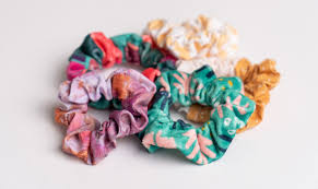 how to make a scrunchie spoonflower