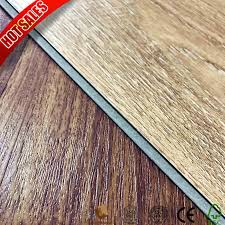 low fireproof flooring vinyl wood with 2mm thickness
