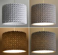 diy ceiling light shades hanging lights ikea mini drum pendant light