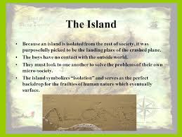 lord of the flies symbolism ppt video online  6 the
