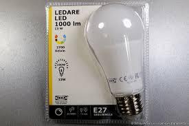 Testing Of Led Lamps Of Ikea Geek Magazine