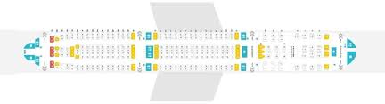 Airbus A330 300 Sas Seating Chart Philippine Airlines Fleet Airbus A330 300 Details And