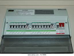 fuse box home stock photos fuse box home stock images alamy an electricity fuse box stock image