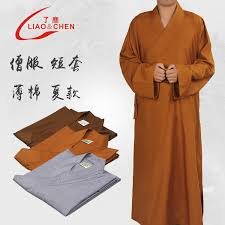 USD 73.58] Breathable cotton monk clothes long Buddha clothes men's and  women's spring summer and autumn monk clothes long clothes monk roberobe -  Wholesale from China online shopping | Buy asian products