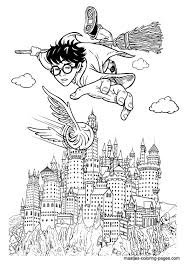 Small Picture 27 best Harry Potter colouring pages images on Pinterest Harry