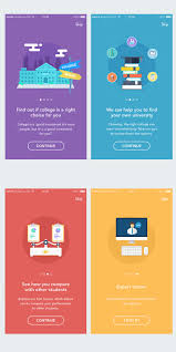 40 Mobile Apps Onboarding Designs For Your Inspiration Hongkiat