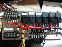 painless wiring switch panel solidfonts painless wiring 57150 trail rocker wich control add on for