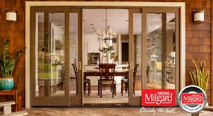 tashmans carries and installs milgard patio doors milgard windows los angeles ca