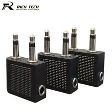 popular mono jack wiring buy cheap mono jack wiring lots from 10pcs 3 way 3 5mm audio adapter 2x3 5mm mono plug to 1x3