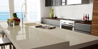 quartz composite countertop kitchen botticino