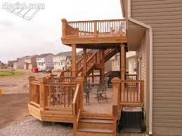 What an awesome deck idea