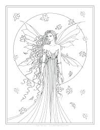 Free Printable Fairy Coloring Pages For Adults Printable Coloring