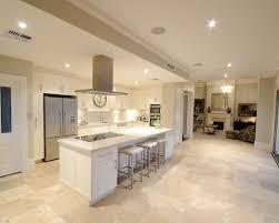white kitchen tile floor. Exellent White Travertine Tile Kitchen Floor Rapflava With White