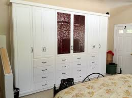 wardrobe closet armoire spacious custom bedroom armoirewardrobes contemporary closet