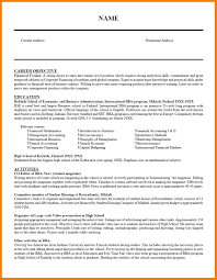 Education Resume Templates Resume Template For Customer Service