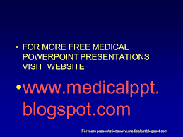 Medical Presentations For More Free Medical Powerpoint Presentations Visit Website Ppt