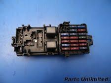 mitsubishi 3000gt other 94 97 mitsubishi 3000gt oem in dash fuse box w fuses relays