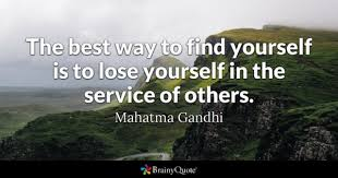 Quotes On Helping Others Best Service Quotes BrainyQuote