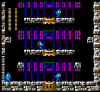 Mm3 Weakness Chart Mega Man 3 Boss Order Weaknesses Chart