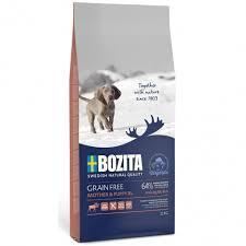 <b>Bozita GRAIN</b> FREE Mother & Puppy <b>сухой</b> беззерновой <b>корм</b> с ...