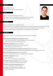 Stunning Curriculum Vitae Filetype Doc Gallery Example Resume