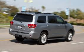 2011 Toyota Sequoia Limited V8 - Editor's Notebook - Automobile ...