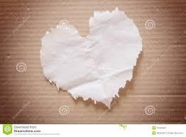 Resultado de imagen de corazon de papel arrugado