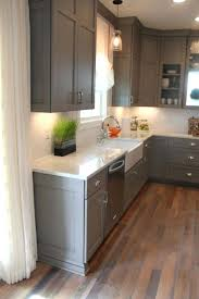 painting oak cabinets grey staining honey oak cabinets grey painting wood cabinets gray