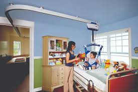 child and ceiling lift