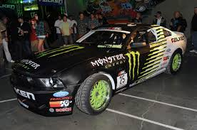 Monster Car Sponsored By K N Racing Drift Pinterest