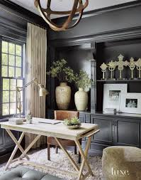 elegant office. 25 Best Ideas About Masculine Office Decor On Pinterest Photo Details - From These Gallerie We Elegant A