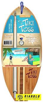 tiki toss surf deluxe edition setup ideas basketball diy ring game tiki toss ring game diy