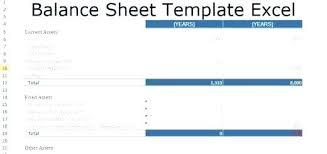 Balance Sheet Example Excel On Template Free Formula Ms – peero idea