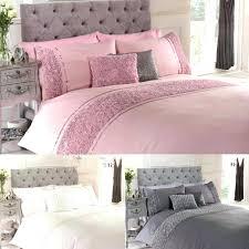 pink duvet cover elephant bedding set for dusky king size hot double