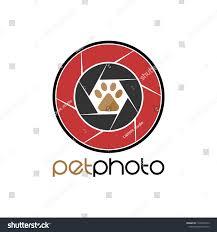 Design Logo From Scratch Vector Pet Photo Logo Design Template Stock Vector Royalty