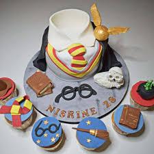Harry Potter Birthday Cake Patricia Creative Cakes