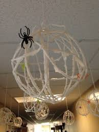 Spider Web Globe - yarn, glue, & corn starch... wrapped around