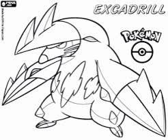 Disegni Di Pokémon Nero E Bianco Da Colorare E Stampare 2