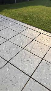 paving slabs 600 x 600 b q