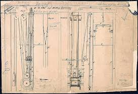 a brief, interesting history of the otis elevator company archdaily otis elevator wiring diagram 106-a6s7540h elisha otis' elevator patent drawing, 15 january 1861 via \u003ca href=
