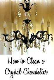 how to best clean crystal chandelier post clean crystal chandelier vinegar