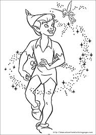 Small Picture Peter Pan Coloring pages Educational Fun Kids Coloring Pages and