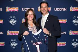 Bob and Julia Diaco Announce Gift for Athletic Facilities - UConn Today