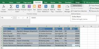 Excel Word How To Print Labels With Mail Merge In Microsoft Word And Excel