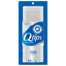 q tips cotton swabs 500 ct