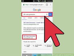 To How With Android Create Qr An Codes 14 Steps Phone HBdOBw