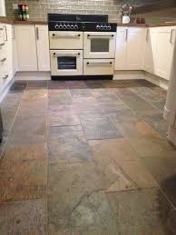 Natural Stone Flooring For Kitchens Our Sheera 600x300mm Natural Stone Tiles Look Wonderful In This