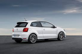 Facelifted VW Polo GTI On Sale in Germany from €22,275