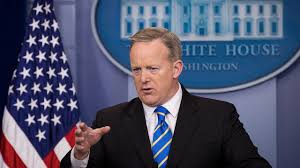 Sean Spicer Resume Alternative Facts' Like Differing Weather Reports Sean Spicer 99
